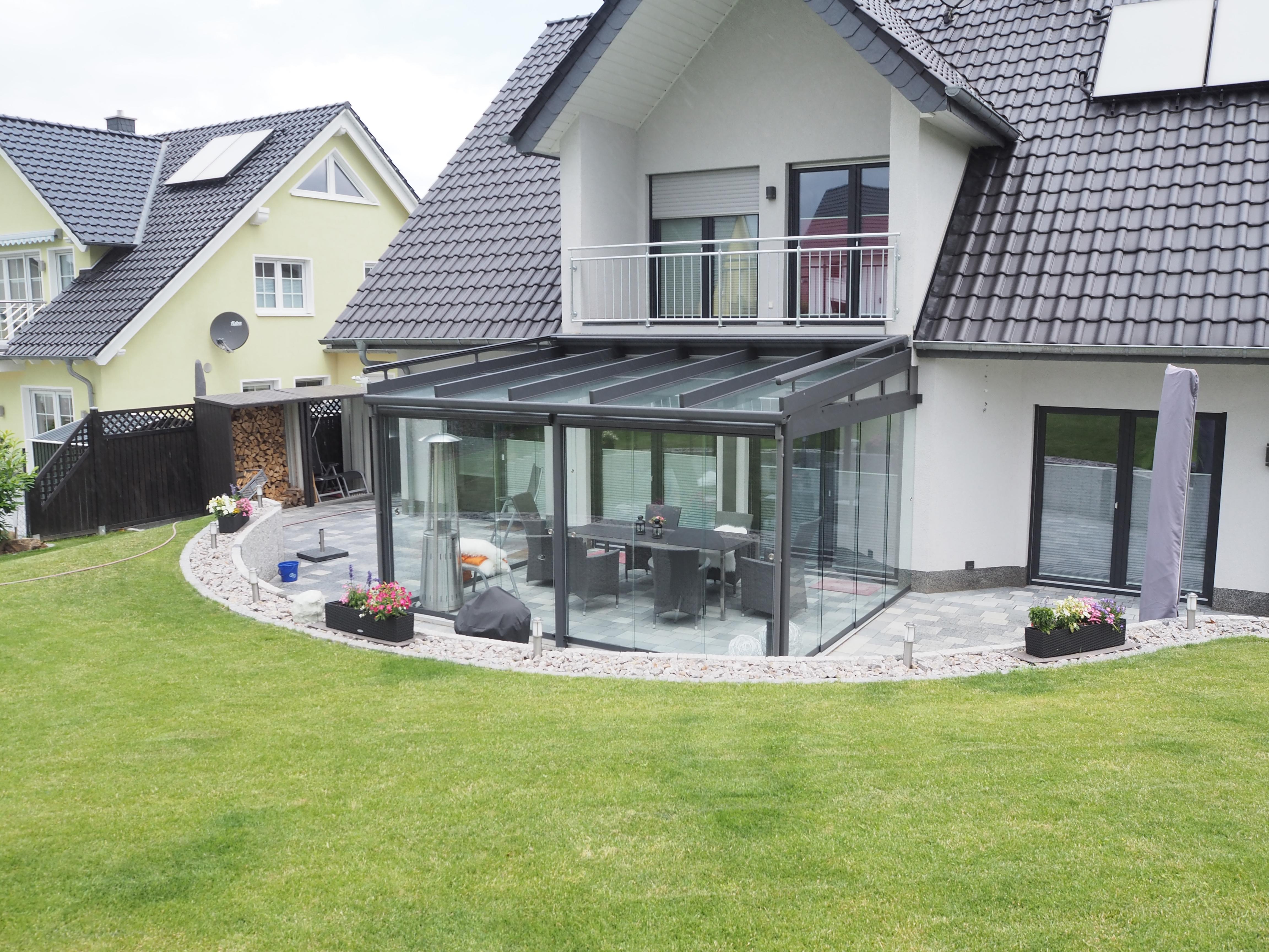 EBE Schmidt Terrassendach Terraflex